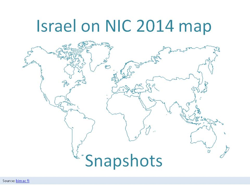 bimac NIC / NIC Snapshots 2014 / Israel national intangible capital NIC 1(18)